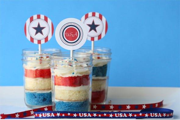 Cupcakes-In-A-Jar