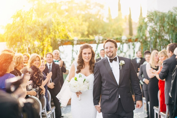 Modern Beverly Hills Wedding