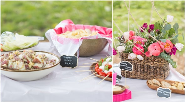 Birthday-Party-Food-Table