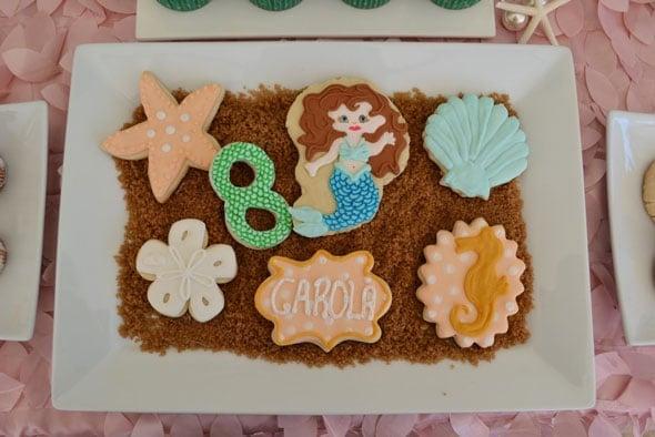 Mermaid-Cookies