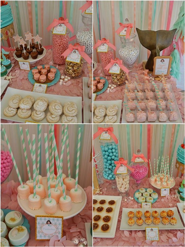 Mermaid-Party-Dessert-Details