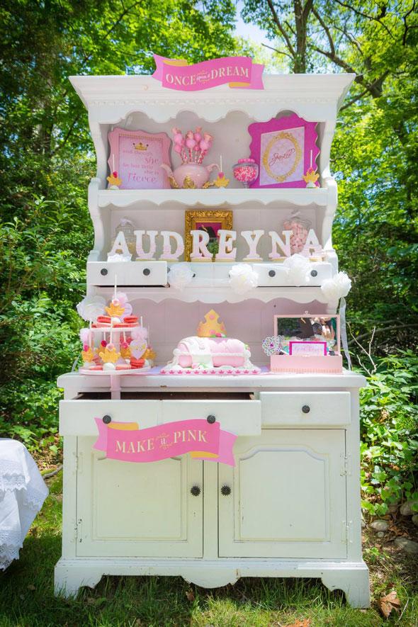 Princess-Aurora-Tea-Party