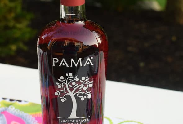 PAMA Berry Sangria Recipe