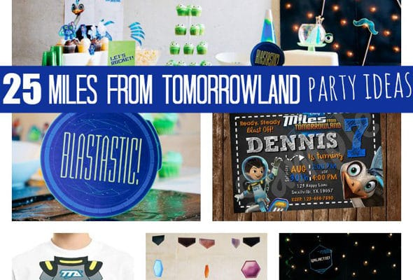 25 Blastastic Miles From Tomorrowland Party Ideas