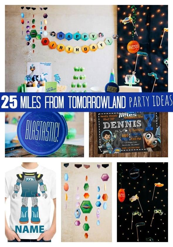 25 Blastastic Miles From Tomorrowland Party Ideas Pretty