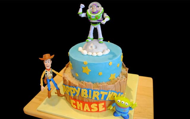 25 Amazing Disney Inspired Cakes