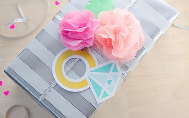 Free Bridal Shower Decoration Printables