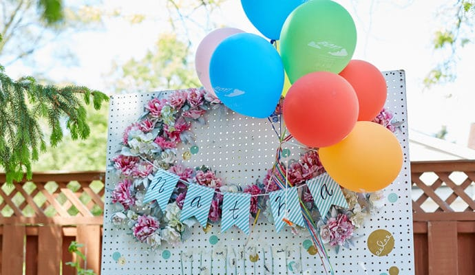 Pixar's UP Themed Baby Shower Ideas