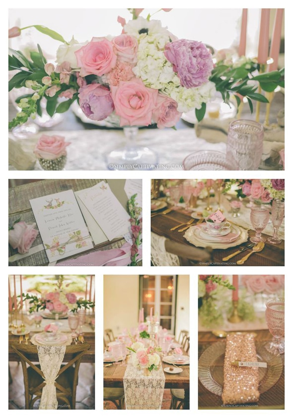 Vintage Glam Shoot Simply Captivating Photography Captured The Most Beautiful Chic Tea Party Wedding