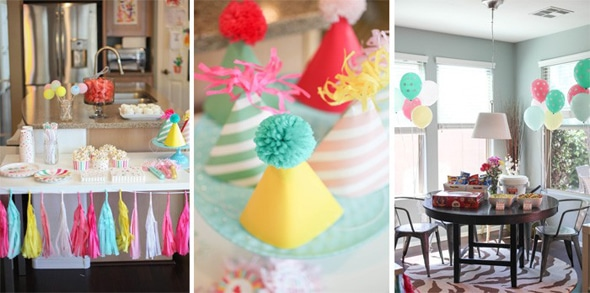 1st-Birthday-Party-One-is-Fun-decorations