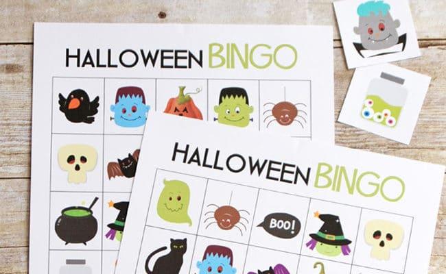 25 Free Halloween Printables
