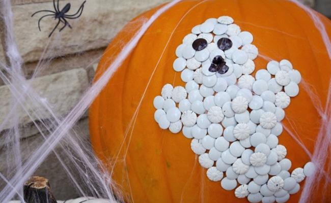 30 Awesome No-Carve Pumpkin Ideas