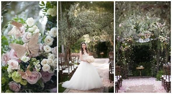 pink-gold-california-wedding-ceremony