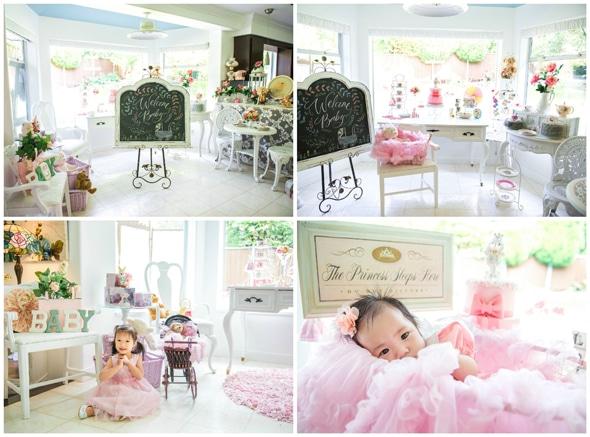 pink-vintage-baby-shower-decor