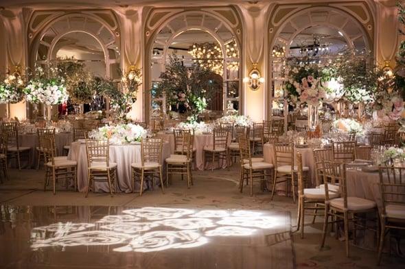wedding-reception-pink-gold-details
