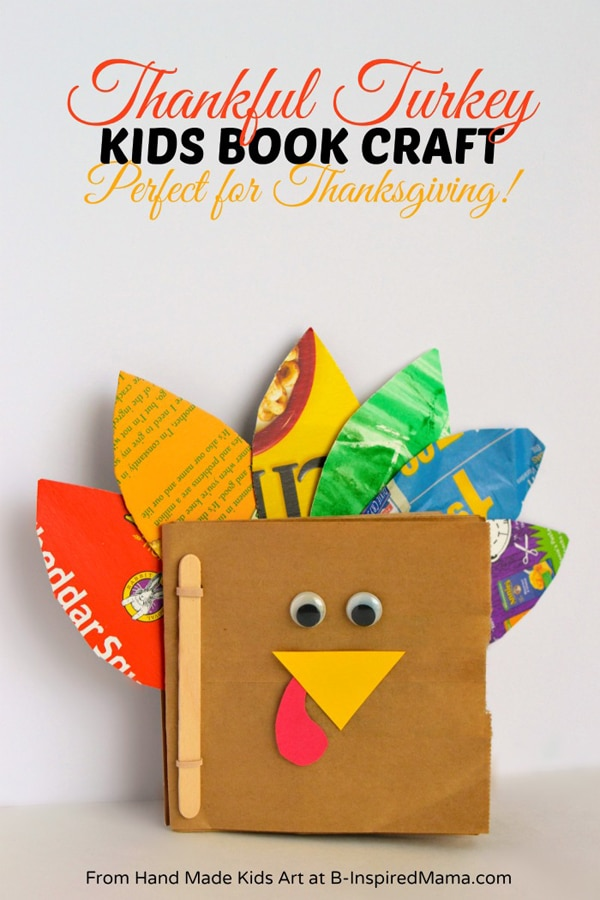 A-Thankful-Turkey-Kids-Book-Craft-More-Thanksgiving-Crafts-for-Kids