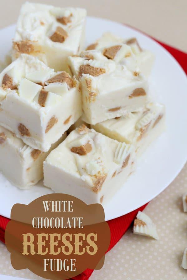 White-Chocolate-Reeses-Fudge-so-good-and-so-easy-fudge-reeses
