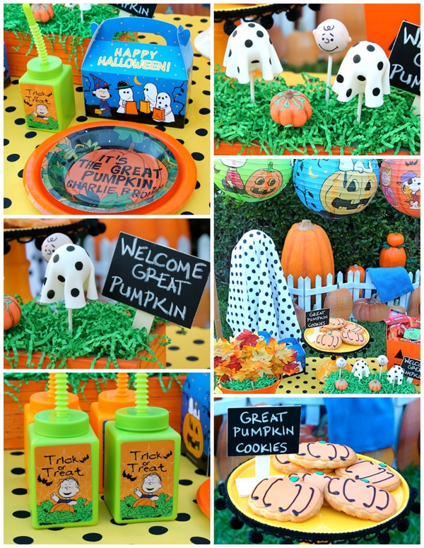 charlie-brown-halloween-kids-party