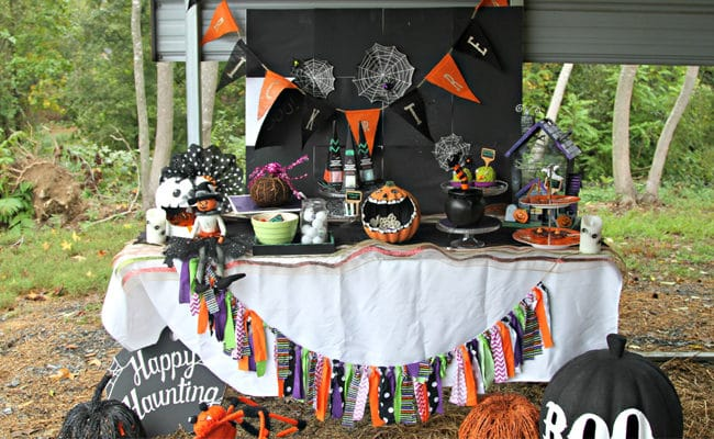 Halloween Hayride Costume Party