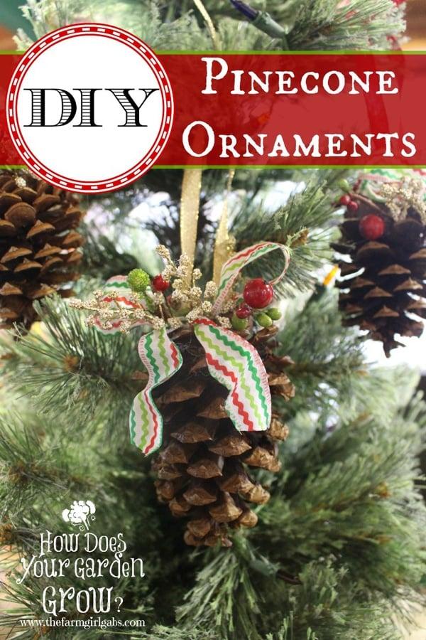 25 Super Creative DIY Ornaments - Pretty My Party