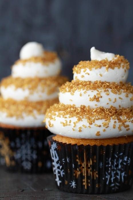 Eggnog Cupcake Recipe