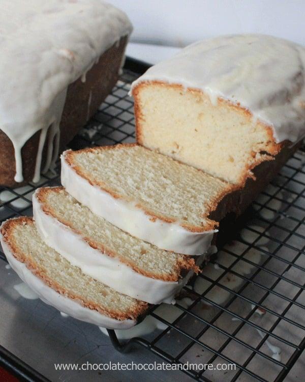 Eggnog Pound Cake - Eggnog Recipes