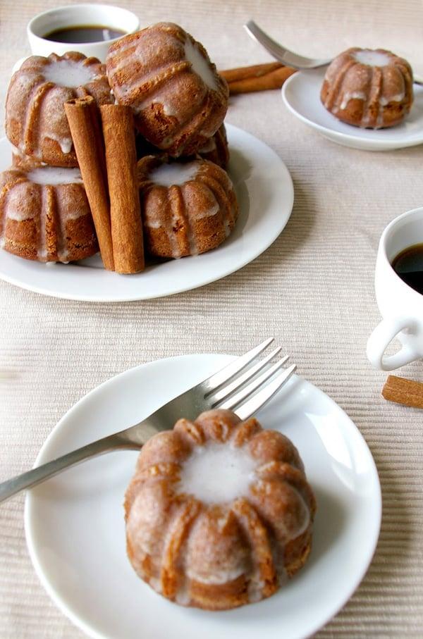 Gingerbread-Bundts