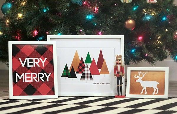 christmas-printable-art-wall-artwork-free-modern-plaid-1