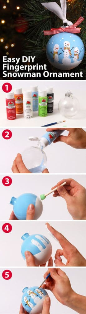 diy-fingerprint-snowman-ornament