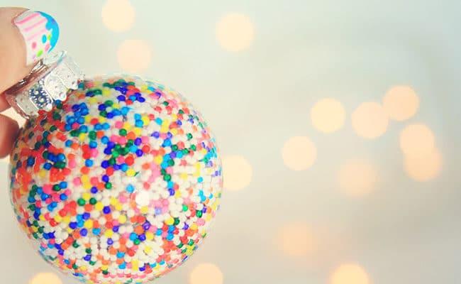 25 Super Creative DIY Ornaments