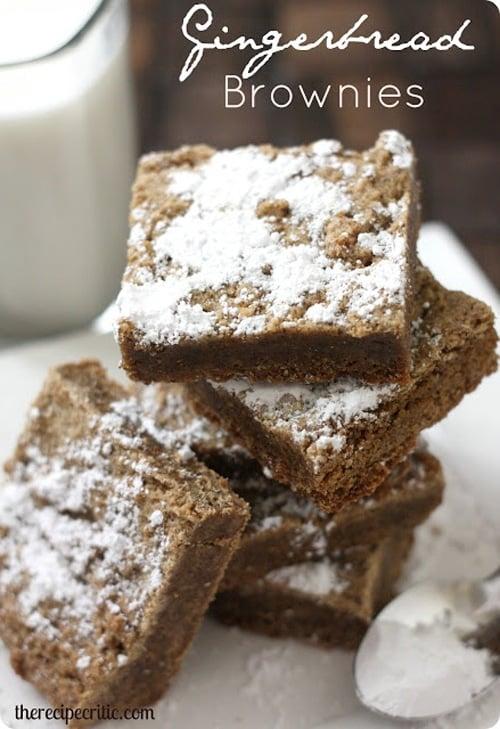 gingerbread-brownies