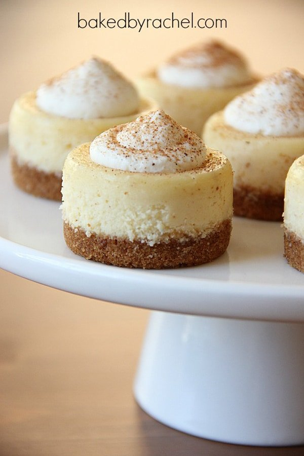 mini-eggnog-cheesecakes