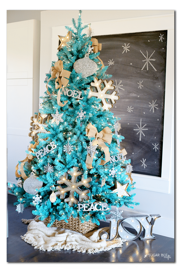 Amazing christmas tree ideas pretty my party