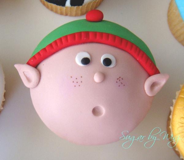 elf-cupcake