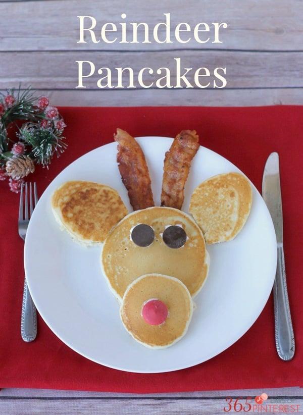 reindeer-pancakes