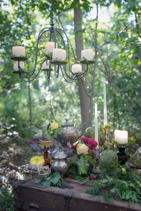 Enchanted-Birthday-Party-Setup