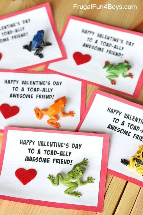 Frog-Valentines