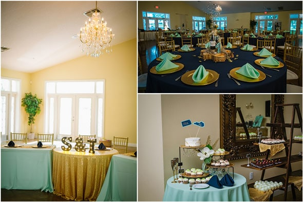 Lace-Teal-Wedding-Reception