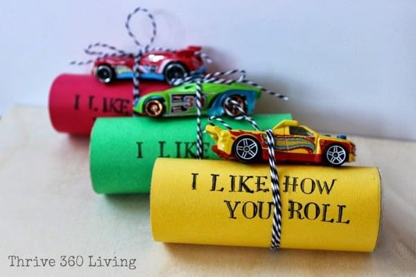 Preschool-car-Valentine