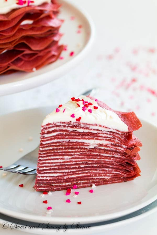 Crepe Cake Filling Ideas