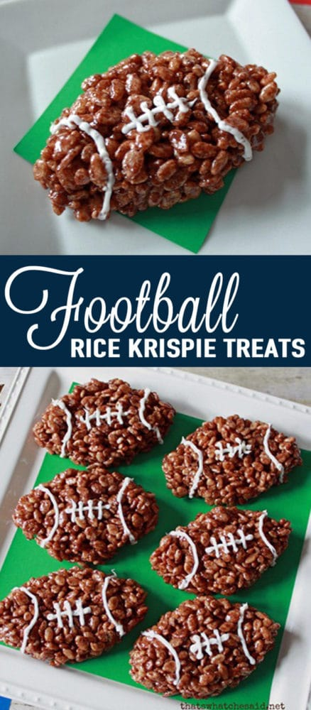 football-rice-krispie-treats