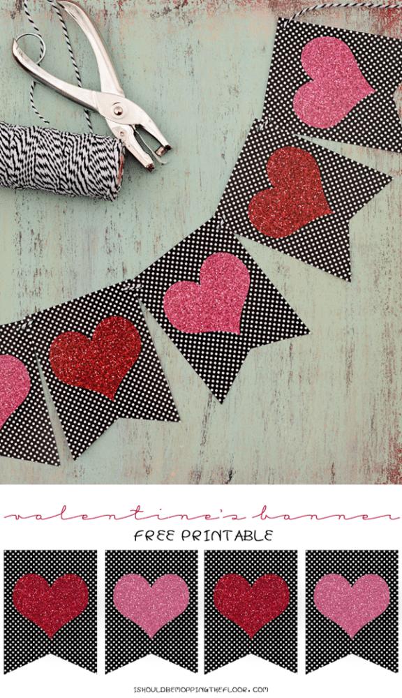 free-printable-valentine-heart-banner