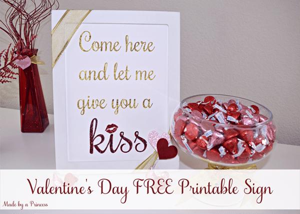 free-valentine-kiss-sign-printable