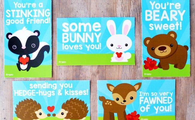 32 Free Valentine's Day Printables