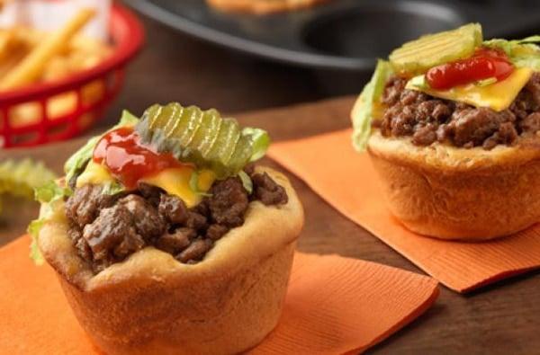 mini-cheeseburgers