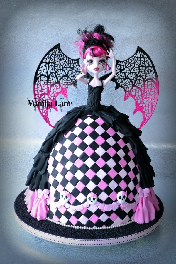 Cake Decorations Monster High