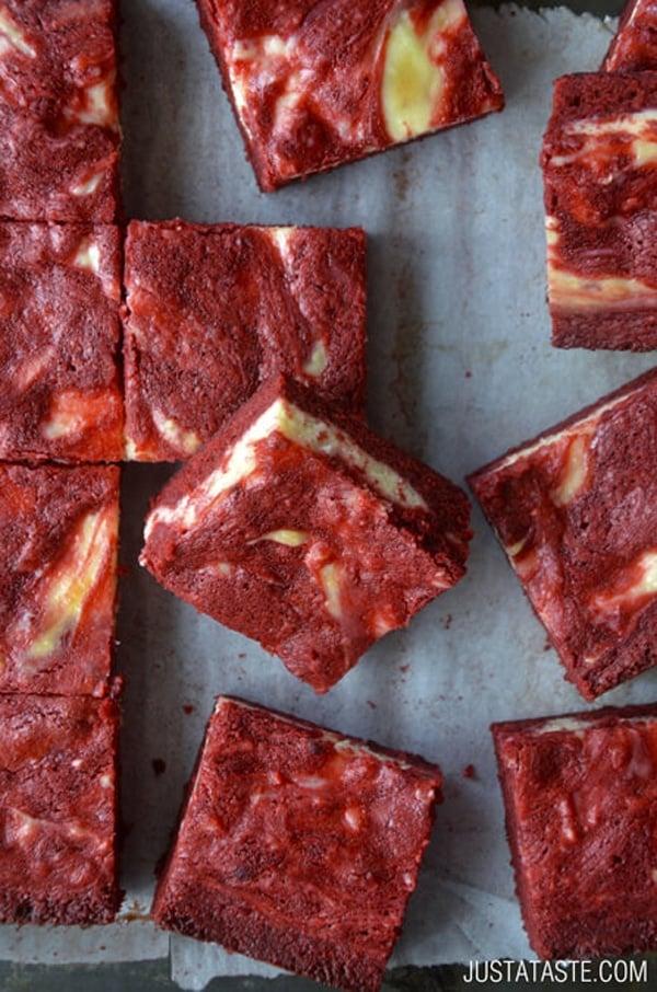 red-velvet-cheesecake-brownie-bites-recipe