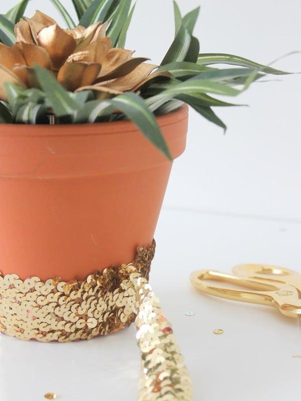 DIY-Sequin-Planter-5