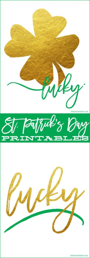 St.-Patricks-Day-Printable-Shamrock