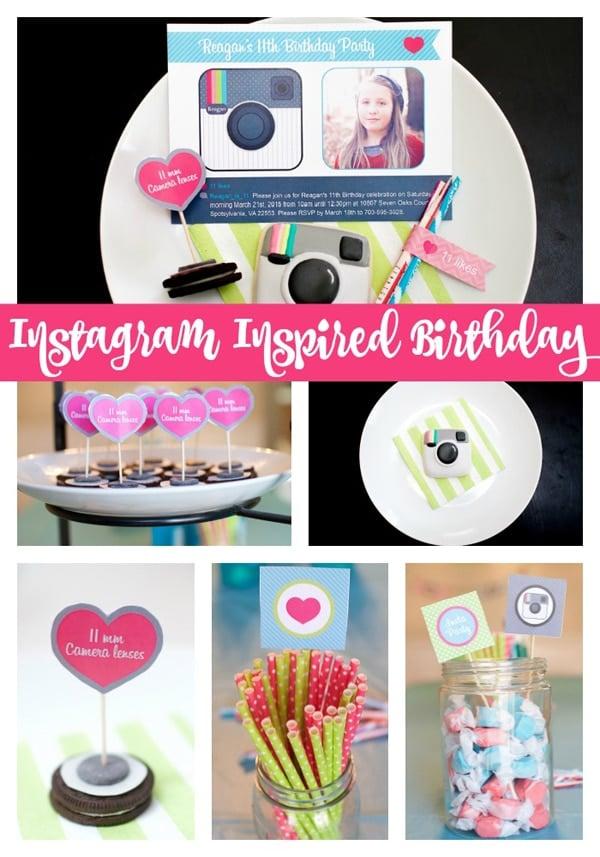 Instagram Inspired Makeup Tutorial For My Ig Baddies: Instagram Inspired Birthday Party